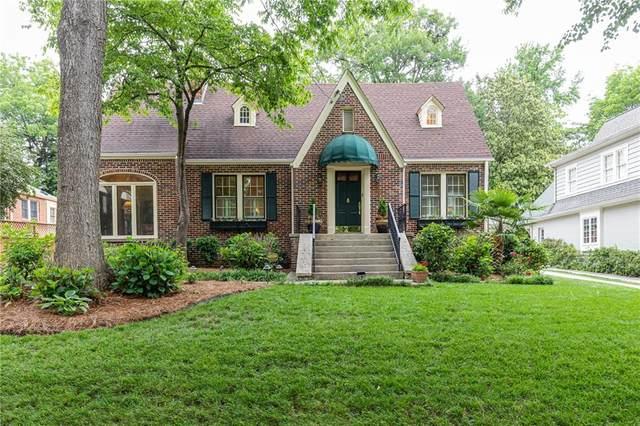 190 Bolling Road NE, Atlanta, GA 30305 (MLS #6785940) :: The Hinsons - Mike Hinson & Harriet Hinson