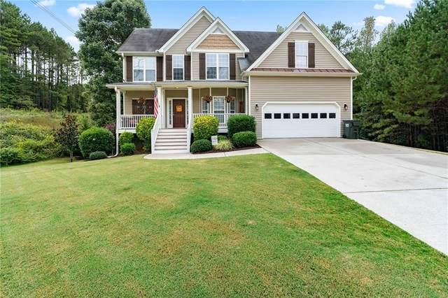 257 Harborside Drive, Dallas, GA 30132 (MLS #6785941) :: Rich Spaulding
