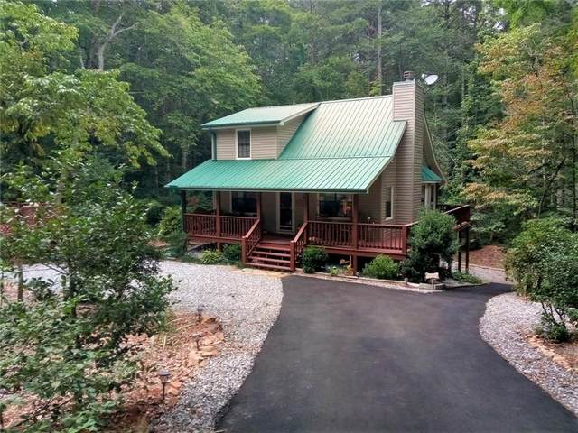 115 Holly Cove Circle, Blairsville, GA 30512 (MLS #6785948) :: The Zac Team @ RE/MAX Metro Atlanta