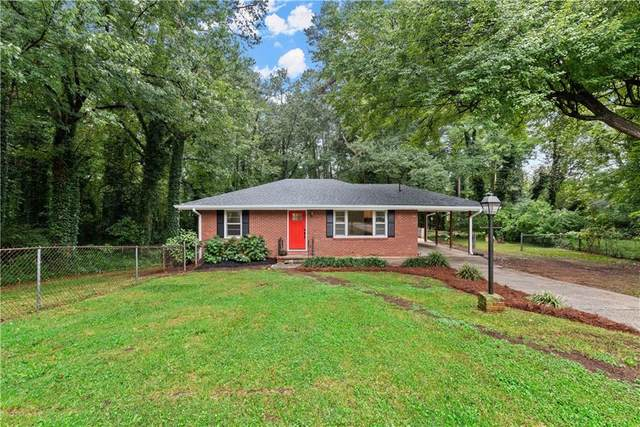 580 Boyds Drive SE, Marietta, GA 30067 (MLS #6785975) :: North Atlanta Home Team