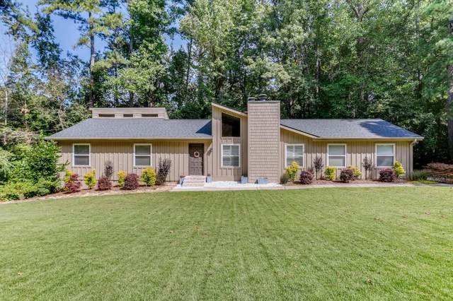 3933 Johnson Ferry Drive, Marietta, GA 30062 (MLS #6785980) :: Path & Post Real Estate