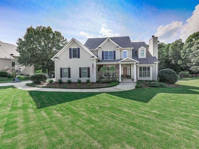 147 Sweetwater Creek Trail, Canton, GA 30114 (MLS #6785994) :: The Heyl Group at Keller Williams