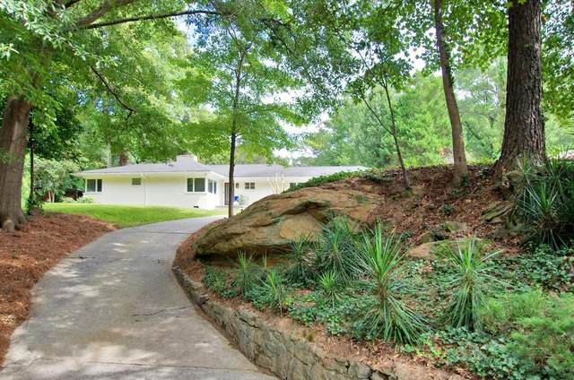 1905 Wellbourne Drive NE, Atlanta, GA 30324 (MLS #6785999) :: The Hinsons - Mike Hinson & Harriet Hinson