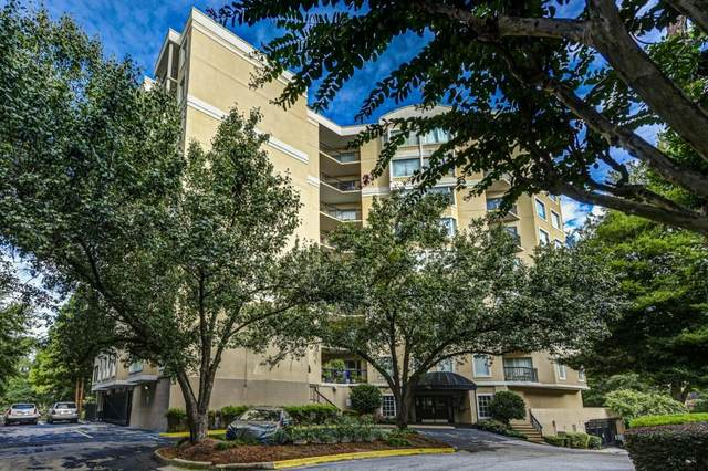 1 Biscayne Drive #202, Atlanta, GA 30309 (MLS #6786000) :: The Zac Team @ RE/MAX Metro Atlanta