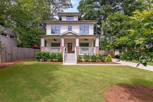 875 Derrydown Way, Decatur, GA 30030 (MLS #6786007) :: Oliver & Associates Realty