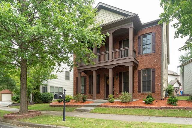 3863 Baxley Pine Trail, Suwanee, GA 30024 (MLS #6786025) :: North Atlanta Home Team