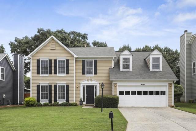4385 Abbotts Pointe Court, Duluth, GA 30097 (MLS #6786035) :: Rock River Realty