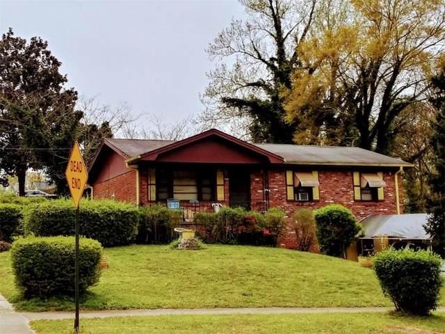 2036 Virginia Avenue, College Park, GA 30337 (MLS #6786041) :: The Hinsons - Mike Hinson & Harriet Hinson