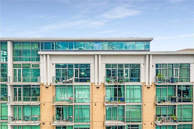 905 Juniper Street NE #812, Atlanta, GA 30309 (MLS #6786049) :: Team RRP | Keller Knapp, Inc.