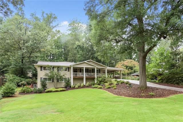 3410 Dunn Street SE, Smyrna, GA 30080 (MLS #6786051) :: Dillard and Company Realty Group