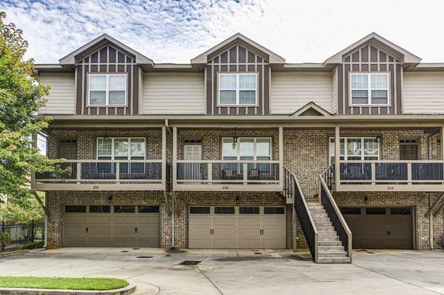 304 Vannoy Park Lane Drive SE, Atlanta, GA 30316 (MLS #6786059) :: Todd Lemoine Team