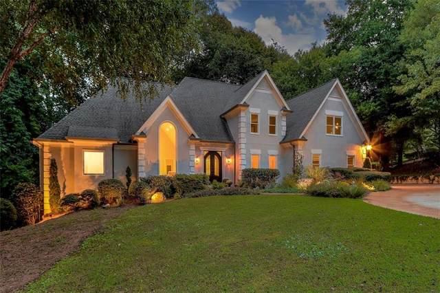 7775 Landowne Drive, Sandy Springs, GA 30350 (MLS #6786067) :: RE/MAX Prestige