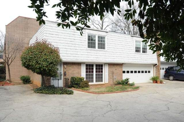 214 Hillyer Place, Decatur, GA 30030 (MLS #6786075) :: North Atlanta Home Team
