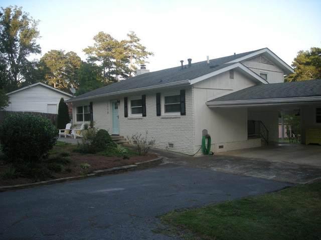 2778 Jodeco Drive, Jonesboro, GA 30236 (MLS #6786077) :: Tonda Booker Real Estate Sales