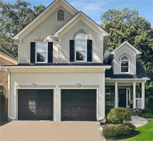 1190 Standard Drive NE, Brookhaven, GA 30319 (MLS #6786104) :: Kennesaw Life Real Estate