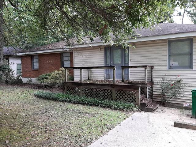 1484 N Druid Hills Road NE, Brookhaven, GA 30319 (MLS #6786107) :: Path & Post Real Estate