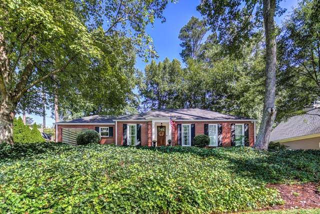 480 Pine Forest Road, Sandy Springs, GA 30342 (MLS #6786115) :: The Hinsons - Mike Hinson & Harriet Hinson