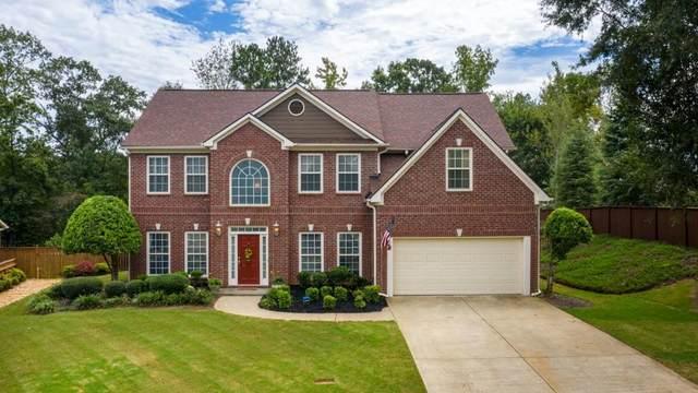 1098 Copper Creek Drive, Canton, GA 30114 (MLS #6786137) :: North Atlanta Home Team
