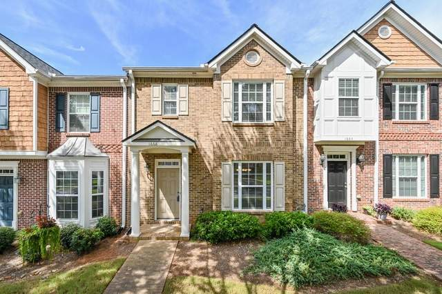 1668 Perserverence Hill Circle, Kennesaw, GA 30152 (MLS #6786158) :: The Heyl Group at Keller Williams
