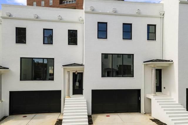3667 Peachtree Road NE #18, Atlanta, GA 30319 (MLS #6786173) :: Path & Post Real Estate