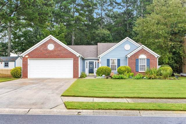 3431 Lochness Lane, Powder Springs, GA 30127 (MLS #6786182) :: The Heyl Group at Keller Williams