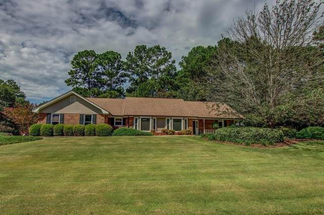589 Clubland Circle SE, Conyers, GA 30094 (MLS #6786192) :: The Heyl Group at Keller Williams