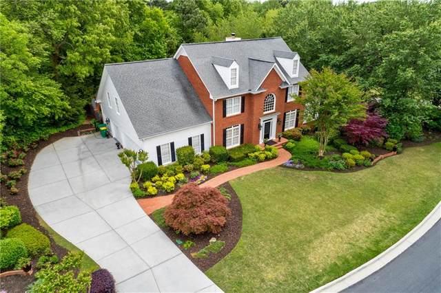 10430 Oxford Mill Circle, Alpharetta, GA 30022 (MLS #6786194) :: North Atlanta Home Team