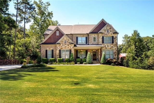 5548 Lakeshore Road, Buford, GA 30518 (MLS #6786205) :: Rock River Realty