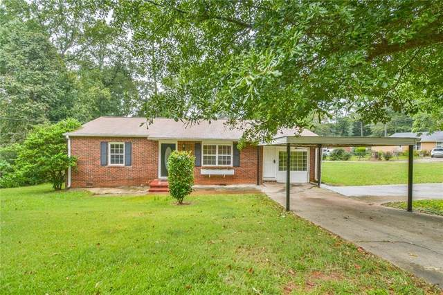 2498 Benson Poole Road SE, Smyrna, GA 30082 (MLS #6786228) :: North Atlanta Home Team