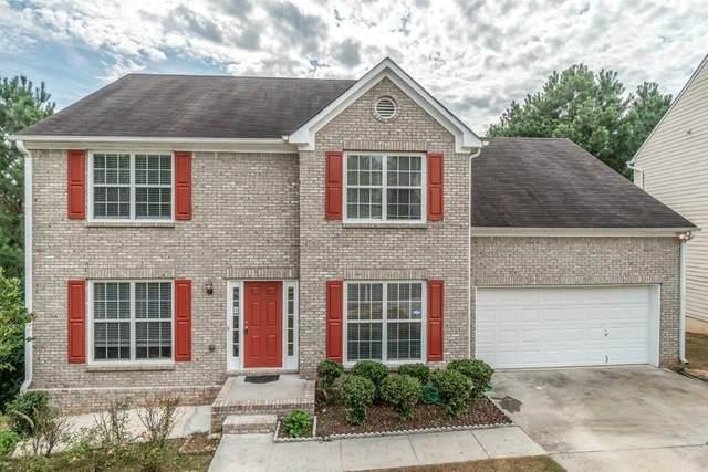 595 Castlebrooke Drive, Lawrenceville, GA 30045 (MLS #6786232) :: North Atlanta Home Team