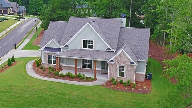 176 Water Oak Trail, Hoschton, GA 30548 (MLS #6786250) :: Tonda Booker Real Estate Sales