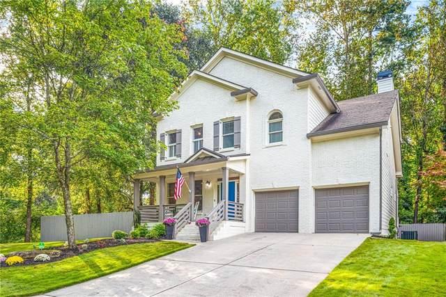 2574 Cove Circle NE, Brookhaven, GA 30319 (MLS #6786251) :: North Atlanta Home Team