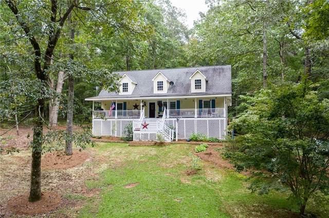 5395 Central Church Road, Douglasville, GA 30135 (MLS #6786262) :: Path & Post Real Estate
