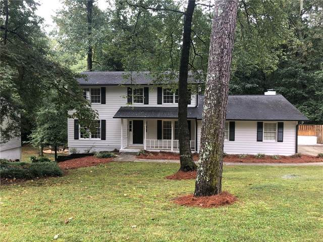 3732 Cherokee Place SE, Marietta, GA 30067 (MLS #6786267) :: North Atlanta Home Team
