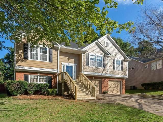 1606 Hathaway Place NW, Kennesaw, GA 30144 (MLS #6786271) :: North Atlanta Home Team