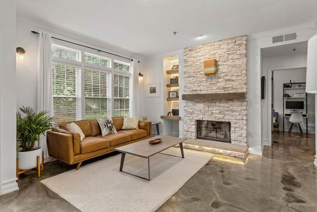 220 Renaissance Parkway NE #2118, Atlanta, GA 30308 (MLS #6786279) :: North Atlanta Home Team