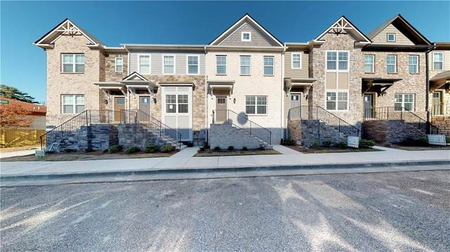 273 Ismal Drive #32, Atlanta, GA 30331 (MLS #6786280) :: The Heyl Group at Keller Williams
