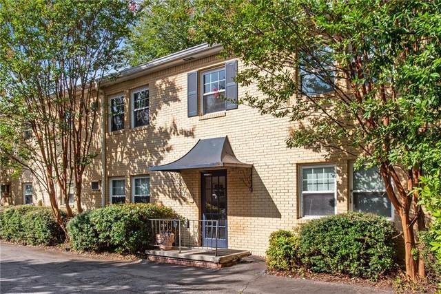 1042 Saint Charles Avenue NE #10, Atlanta, GA 30306 (MLS #6786281) :: The Hinsons - Mike Hinson & Harriet Hinson