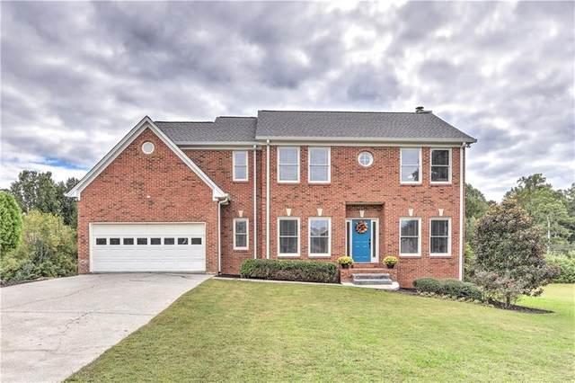 3796 Princeton Court, Gainesville, GA 30504 (MLS #6786293) :: Keller Williams