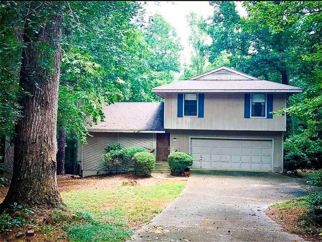 114 Little Ridge Road, Berkeley Lake, GA 30096 (MLS #6786319) :: Compass Georgia LLC