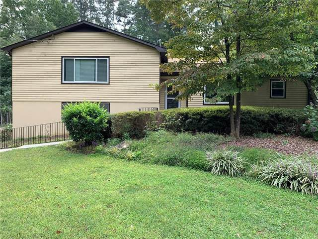 2786 Deerwood Trail, Marietta, GA 30062 (MLS #6786321) :: North Atlanta Home Team