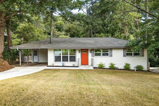 1884 Wee Kirk Road SE, Atlanta, GA 30316 (MLS #6786334) :: The Hinsons - Mike Hinson & Harriet Hinson