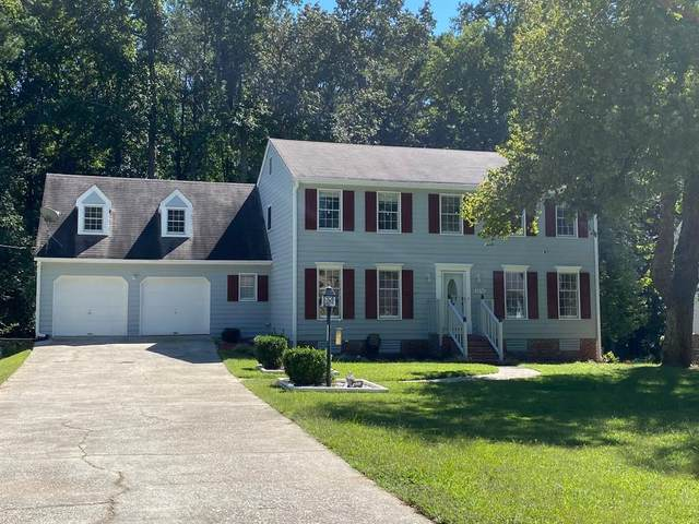 5176 Clearwater Drive, Stone Mountain, GA 30087 (MLS #6786337) :: The Heyl Group at Keller Williams