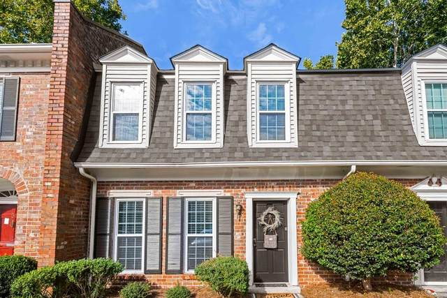 6 Palace Green Place NW, Atlanta, GA 30318 (MLS #6786350) :: The Justin Landis Group