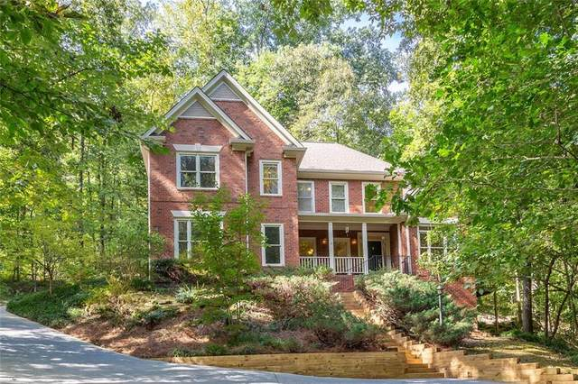 150 Blue Pond Court, Canton, GA 30115 (MLS #6786381) :: Charlie Ballard Real Estate