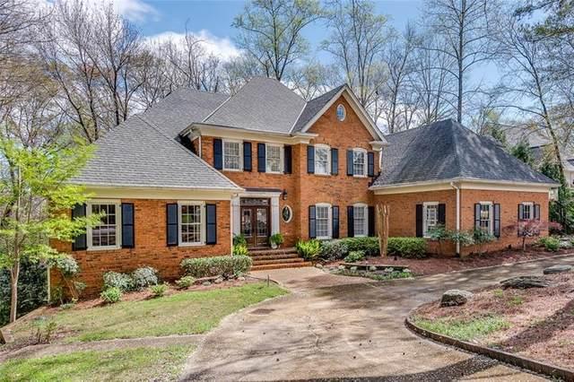 7960 Landowne Drive, Atlanta, GA 30350 (MLS #6786389) :: Tonda Booker Real Estate Sales