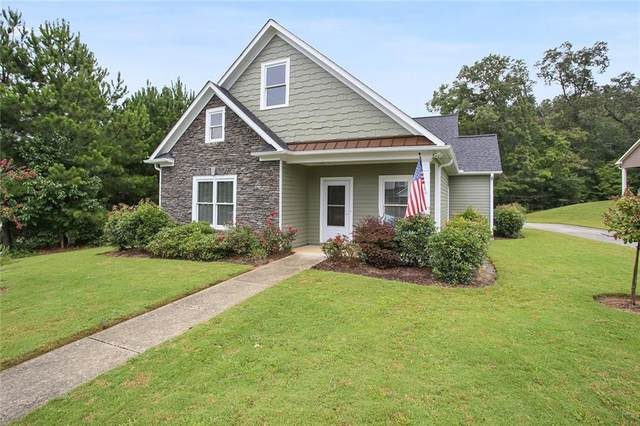 118 Covington Drive, Ball Ground, GA 30107 (MLS #6786397) :: Compass Georgia LLC