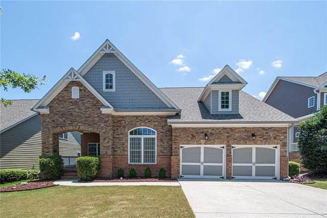 7894 Brass Lantern Drive, Flowery Branch, GA 30542 (MLS #6786400) :: Vicki Dyer Real Estate