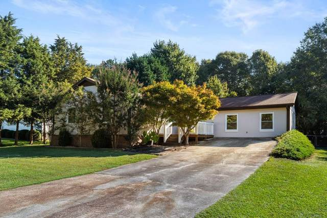 2280 Briarwood Circle SW, Conyers, GA 30094 (MLS #6786402) :: The Cowan Connection Team