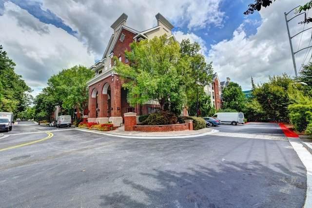 1850 Cotillion Drive #1212, Dunwoody, GA 30338 (MLS #6786407) :: The Butler/Swayne Team